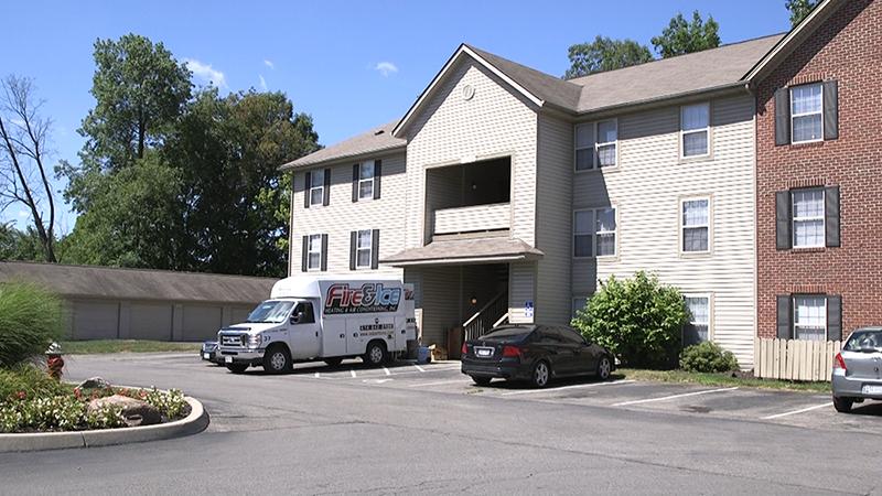A multi-family property.