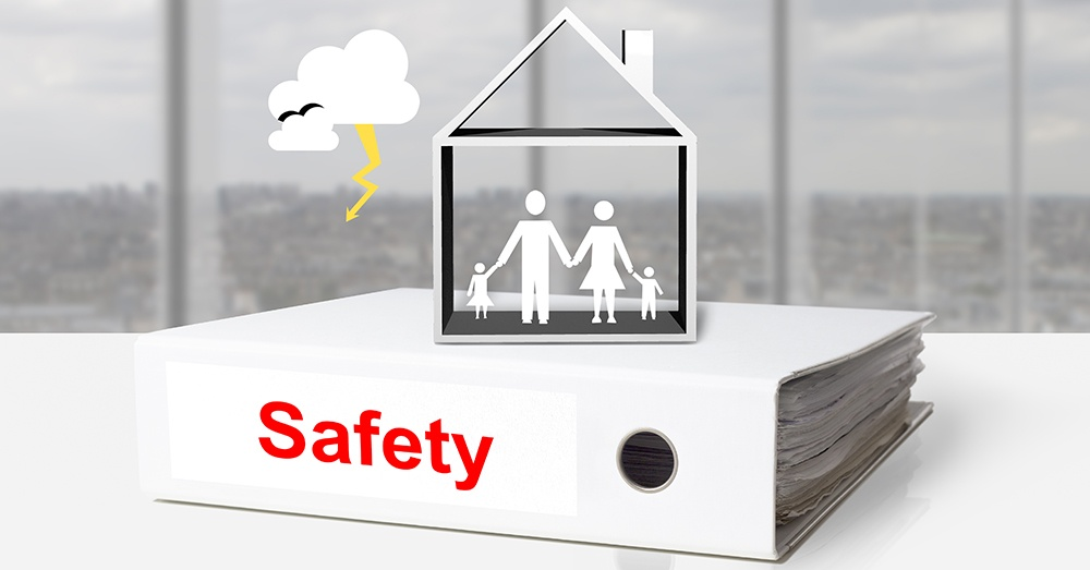 Safety in home HVAC