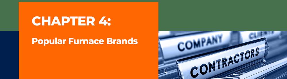 Popular Furnace Brands
