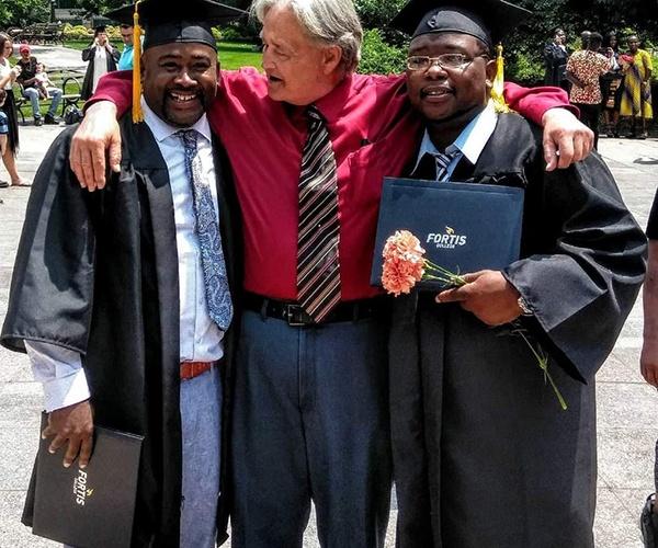 Fortis HVAC graduates