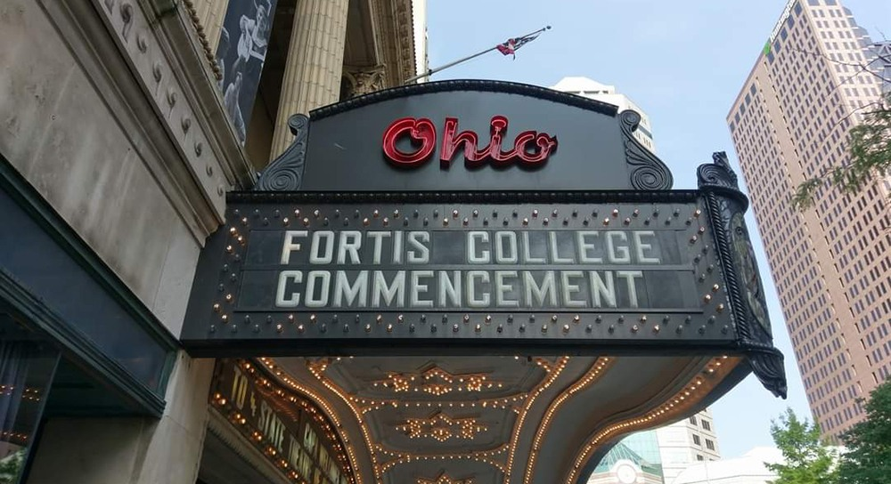 Fortis graduation ceremony