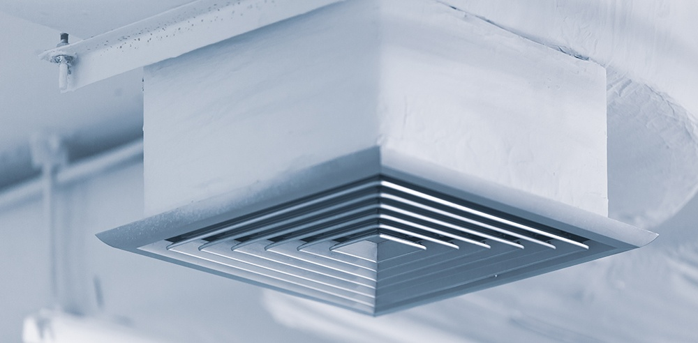 Heating and cooling vent