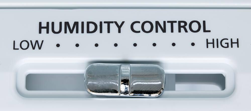 Home humidity control