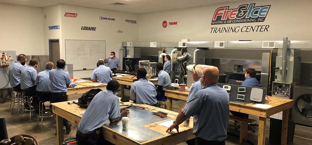 Fire & Ice HVAC Training Center