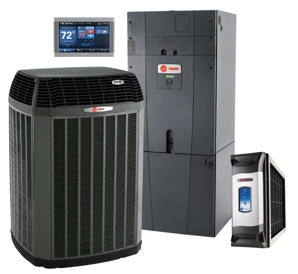 HVAC system equipment