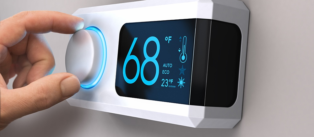 Thermostat comfort control