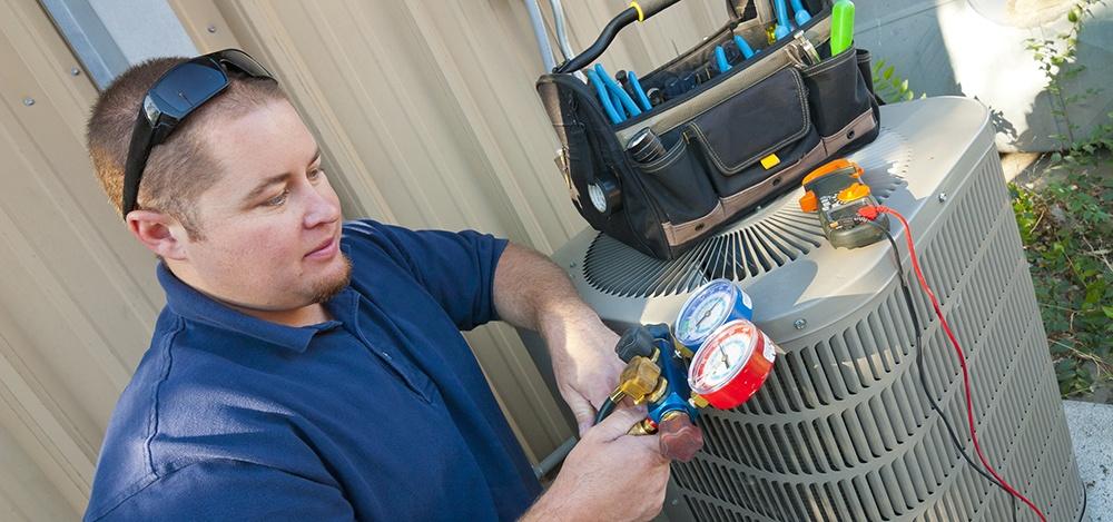 Air conditioner tune up