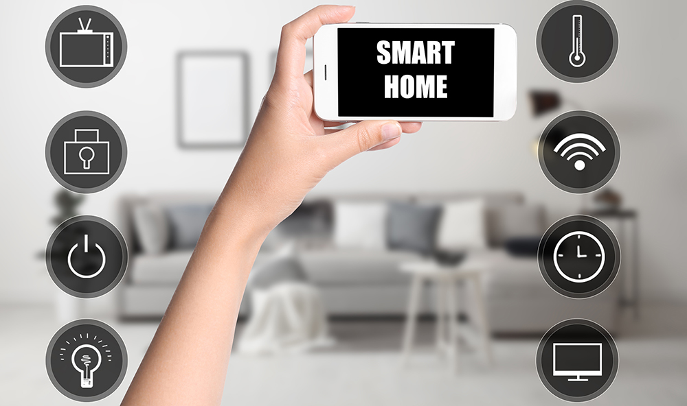 Setting up a smart home