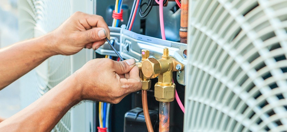 Maintenance on HVAC Equipment